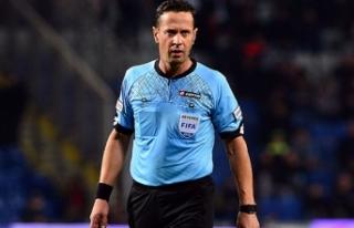 Rumlar itiraz etti, UEFA Halis Özkahya ve ekibini...