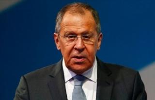 Rusya Dışişleri Bakanı Lavrov: ABD petrol için...