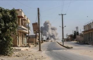 Rusya'nın İdlib'deki hava saldırılarında...