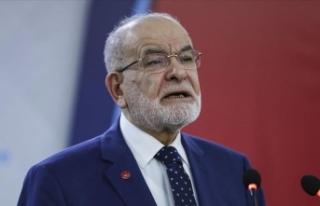 Saadet Partisi Genel Başkanı Karamollaoğlu: İsrail'in...