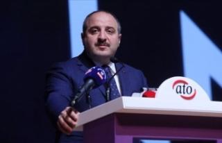 Sanayi ve Teknoloji Bakanı Varank: Sağladığımız...
