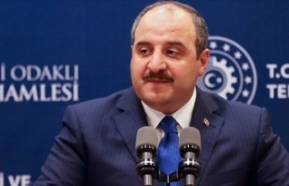Sanayi ve Teknoloji Bakanı Varank: Topyekün kalkınmış...