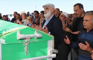 Şarkıcı Haluk Levent'in annesinin cenazesi...