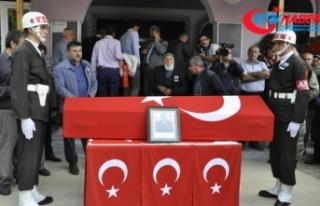 Şehit Veteriner Uzman Çavuş son yolculuğuna uğurlandı