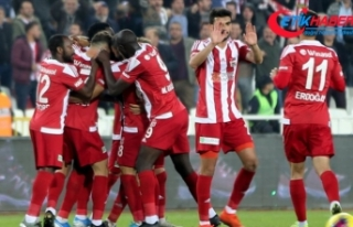 Sivasspor Teknik Direktörü Çalımbay: Şampiyonluk...