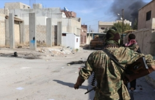 Suriye Milli Ordusu terörle mücadelede 144 şehit...