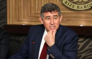 TBB Başkanı Feyzioğlu: Türkiye Cumhuriyeti'nin...