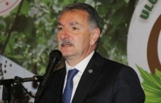 TMO Genel Müdürü Güldal: 'Hasadı süren...