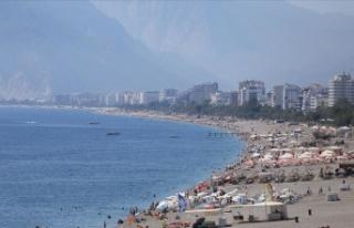 Turizm gelirinde 2020'de yüzde 12'lik artış...