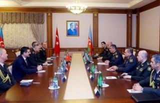 Türkiye-Azerbaycan 2020 askeri iş birliği faaliyet...