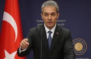 Türkiye'den 'yabancı terörist savaşçılar'ın...