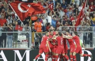 Türkiye, FIFA dünya sıralamasında 29'unculuğa...