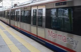 Ulaştırma ve Altyapı Bakanı Turhan: Marmaray'dan...