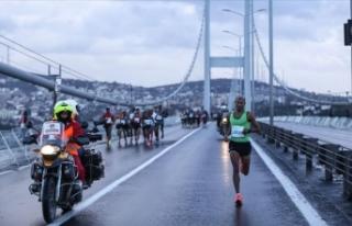 Vodafone 41. İstanbul Maratonu yarın koşulacak