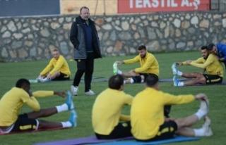 Yeni Malatyaspor, deplasmanda Kasımpaşa'yla...