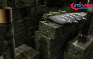 YPG/PKK'nın silah depolarında ABD'nin...