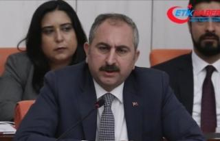 Adalet Bakanı Gül: Sanığın duruşmadaki tavrından...
