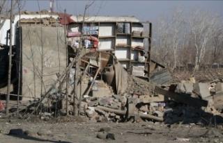 Afganistan'da bomba yüklü araçla saldırı:...