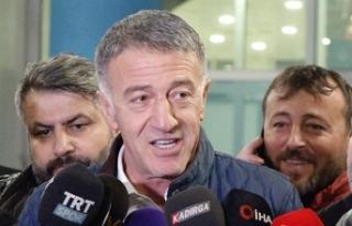 Ahmet Ağaoğlu: 'Ünal Karaman, ayrılmayı...