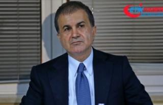 AK Parti Sözcüsü Çelik: Sadece sınırlarınıza...