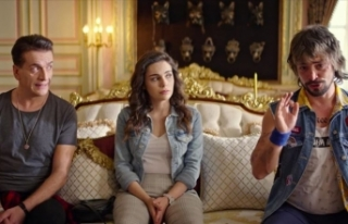 'Baba Parası' filminin ilk fragmanı yayınlandı