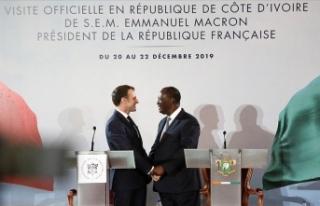 Batı Afrika ülkeleri 74 yıllık Fransız sömürge...