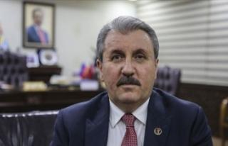 BBP Genel Başkanı Destici: Bizim askerimiz gerekirse...