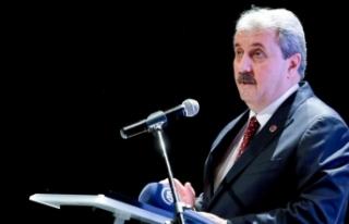 BBP Genel Başkanı Destici: Türkiye daha fazla askeri...