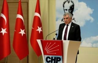 CHP Genel Başkan Yardımcısı Çeviköz: Tezkereye...