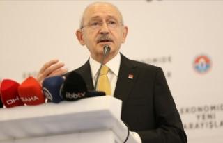 CHP Genel Başkanı Kılıçdaroğlu: Seçimler yasaların...