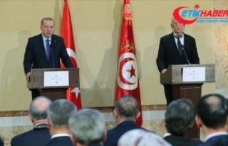 Cumhurbaşkanı Erdoğan: Libya'da istikrarın...