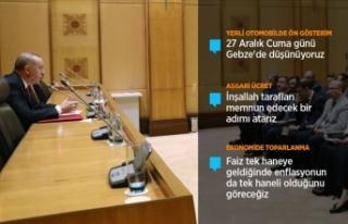 Cumhurbaşkanı Erdoğan: Bizim de yaptırımlarımız...