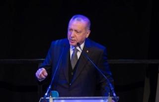 Cumhurbaşkanı Erdoğan: Bugün dış politikası...
