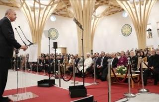 Cumhurbaşkanı Erdoğan: İslam düşmanlığı adeta...