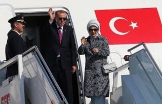 Cumhurbaşkanı Erdoğan, İsviçre ve Malezya'yı...