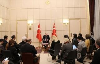 Cumhurbaşkanı Erdoğan: Kalkınmış ve zengin Batılı...