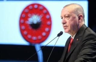 Cumhurbaşkanı Erdoğan: Tek parti CHP döneminde...
