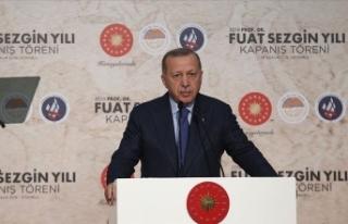 Cumhurbaşkanı Erdoğan: Türkiye 17 yılda bilim...