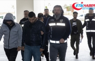 Edirne'den Yunanistan'a kaçmaya çalışan...