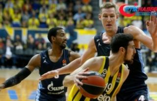 Fenerbahçe Beko sahasında Zenit'e kaybetti