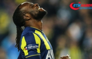 Fenerbahçeli futbolcu Moses'in adalesinde yırtık...