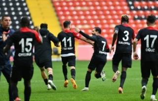 Gaziantep FK'de hedef 'nokta transferler'