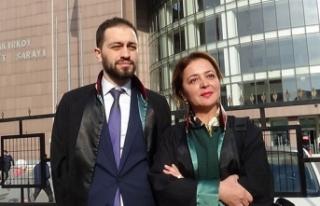 Hakimliği bırakarak oğlunun avukatı olan Aynur...