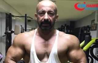 Hatay'da vücut geliştirme şampiyonu kalp krizi...