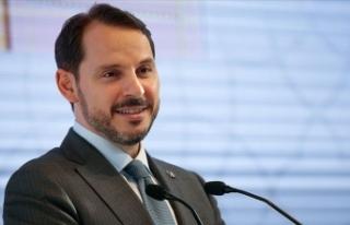 Hazine ve Maliye Bakanı Albayrak: Sıfır konut faizleri...