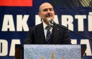 İçişleri Bakanı Süleyman Soylu: Türkiye bugün...