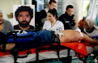 İzmir'deki peş peşe cinayetlerin zanlısı...