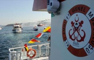 Kıyı Emniyeti Genel Müdürlüğüne 129 personel...