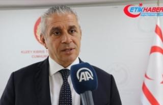 KKTC Enerji Bakanı Taçoy: Türkiyesiz Doğu Akdeniz'de...