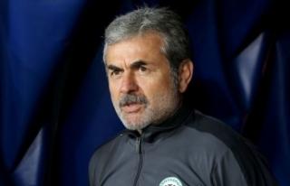 Konyaspor Teknik Direktörü Kocaman: Kendimi şu...